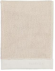 Essenza Home Connect Organic Lines Håndkle Bomulls Terry 50 x 100 cm Blå Inget (Storm)