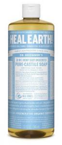 Dr. Bronner Baby Flytende Såpe - Uten tilsatt duft - 1 Stk. - 472 ml
