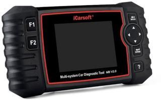 iCarSoft MB V2.0 Bildiagnostikk