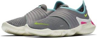 Nike Free RN Flyknit 3.0 løpesko til dame - Grey 44
