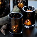 Magnor Savanna stormlykt/telykt/vase 140 mm