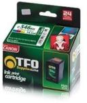 TFO Canon CL-546XL Colour INK Cartridge 15ml ip2850 MG2450 MX495 HQ 8288B004 Premium Analog