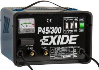 Exide Batterilader P45 12V/24V