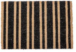 Bloomingville Paisley Dørmatte Stripete Brun/Svart 60x40cm
