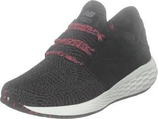 New Balance Wcruzdm2 Black/green, Sko, Sneakers og Treningssko, Sneakers, Svart, Dame, 38