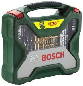 BOSCH BOR/BITSSETT X-LINE 70 DELER