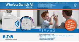 xComfort Wireless Switch All Startpakke CPAD-00/212 4560760 xComfort GoWireless startpakker
