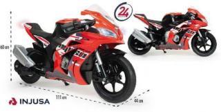 Honda El Motorsykkel - Elektrisk bil for barn 24v 649