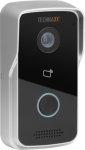 Technaxx Smart Wi-Fi-dørklokke - Svart V1400-5