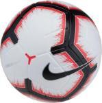 Nike Merlin fotball silver 5 silver  5