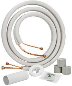 QLIMA Slangepakke for varmepumpe SPS1 4 m