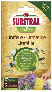 Substral Eco Limfelle mot fluer 10 stk