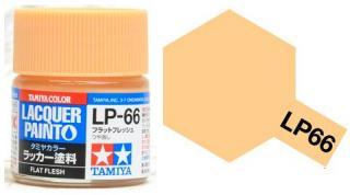 Lakkmaling LP-66 Flat Flesh Tamiya 82166 - 10ml
