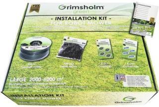 Kit forå installere plenrobot Grimsholm L 500 m