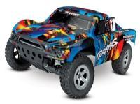 Traxxas Slash Pro, Short-course/stadium off-road truck, Elektrisk motor, 1:10, Ferdig-å-Løpe (RTR) Ready-to-Run, Multi, 2-hjulsdrift