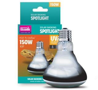 Arcadia Solar Basking Spotlight 150W