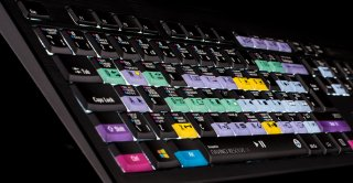 Best pris på LogicKeyboard Avid Pro Tools PC Slim Line (EN