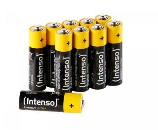 Intenso AA Batterier - 10 Pakke