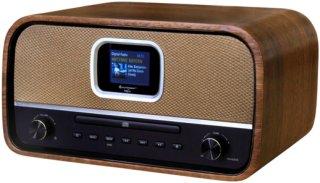 Soundmaster Stereo BT/CD/USB og radio Unisex