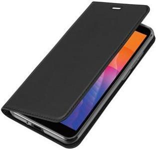 Dux Ducis Skin Pro Huawei Y5p, Honor 9S Flip-deksel - Svart