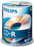 Philips CR7D5NB00 - 100 x CD-R - 700 MB (80 min) 52x - spindel (CR7D5NB00/00)