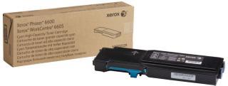 XEROX Phaser 6600 - høykapasitets - cyan - original - tonerpatron (106R02229)