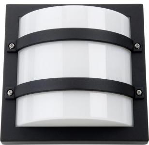 SG Armaturen Largo Utelampe E27 230V Sort 3101324 Taklampe / Vegglampe