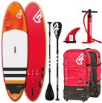 Fanatic Fly Air Premium Package 10'8 Inflatable Sup with Paddles and Pump  2019 SUP Brett