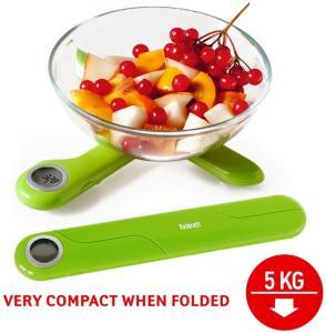 Tatkraft , Compact - Sammenleggbar Kjøkkenvekt