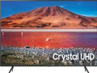 Samsung Series 7 UE55TU7172U, 139,7 cm (55), 3840 x 2160 pixel, LED, Smart TV, Wi-Fi, Kulfiber, Sølv