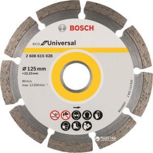 Bosch eco universal diamamantskive Ø125