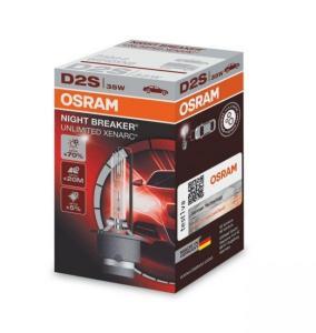 OSRAM D2S   Osram Night Breaker Unlimited Xenarc