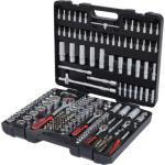 Pipesett KS tools 1/4'' + 3/8'' + 1/2'' 179 stk