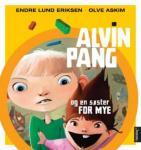 Alvin Pang og en søster for mye Endre Lund Eriksen {TYPE#Innbundet}