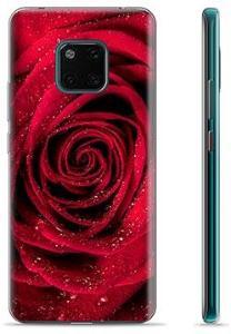 Huawei Mate 20 Pro TPU-deksel - Rose