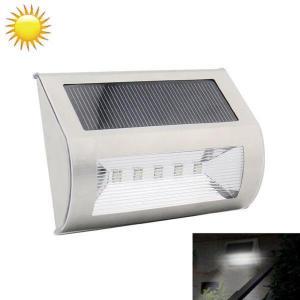 Solcellebelysning uteplass / rekkverk / trapper