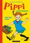 Pippi Langstrømpe går om bord - nyoversettelse Astrid Lindgren {TYPE#Innbundet}