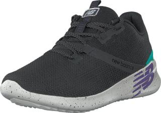 New Balance District Run Black/purple, Sko, Sneakers og Treningssko, Løpesko, Svart, Dame, 38