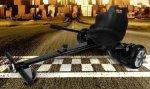 0 Kart for Hoverboard - Speedslide - Sort