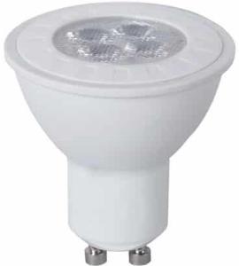 Spotlight LED Pære 5,2W 4000K GU10 Hvit Dimbar Star Trading