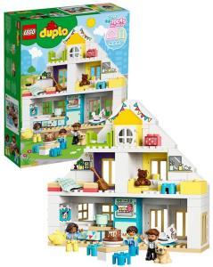 LEGO DUPLO Town 10929 Modulbasert lekehus