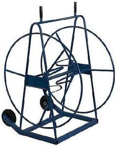 Uponor Multi Rørhaspel med hjul For utlegging av Uponor PEX rør