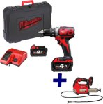 Milwaukee M18 BDD-402C + GG-0X Powerpack