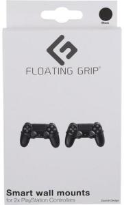 FG Playstation 4 Controller Wall Mount - Black - Tilbehør til spillkonsoll - Sony Playstation 4 5713474000081