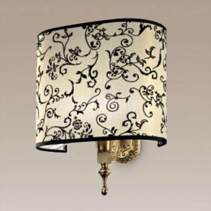 Vegglampe Concord i klassisk design til badet | Lampegiganten.no