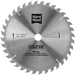 HARD HEAD Sagblad 315x3,0x30mm