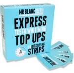 Mr Blanc Teeth Mr Blanc Express Teeth Whitening Strips 30 Strips