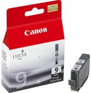 Canon PGI-9 MBK Blekkpatron matt svart PGI-9MBK Tilsvarer: N/A Canon