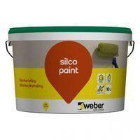 Weber silco paint, hvit 20 kg