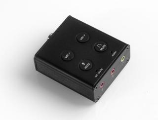 Fiio D5 USB/coax decoder